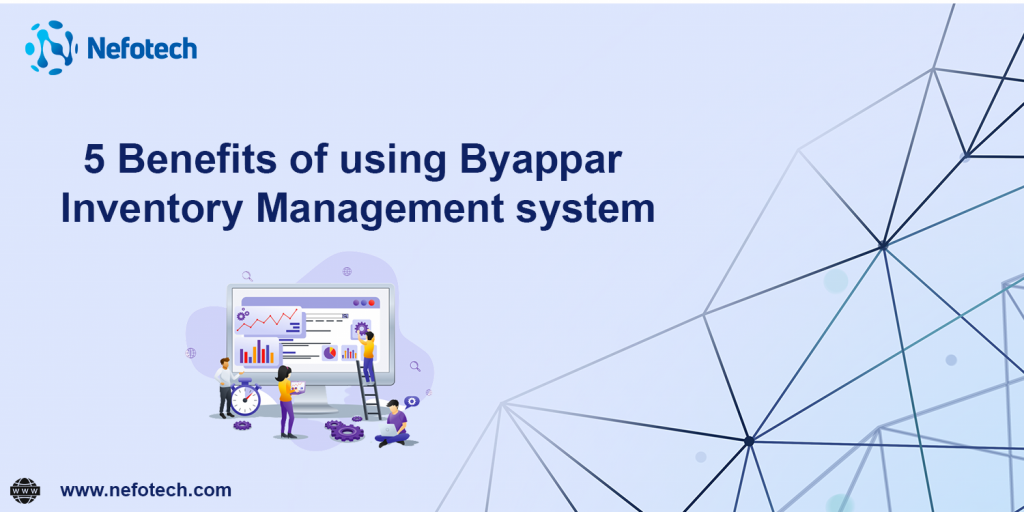 Byappar Accounting Billing Inventory Software
